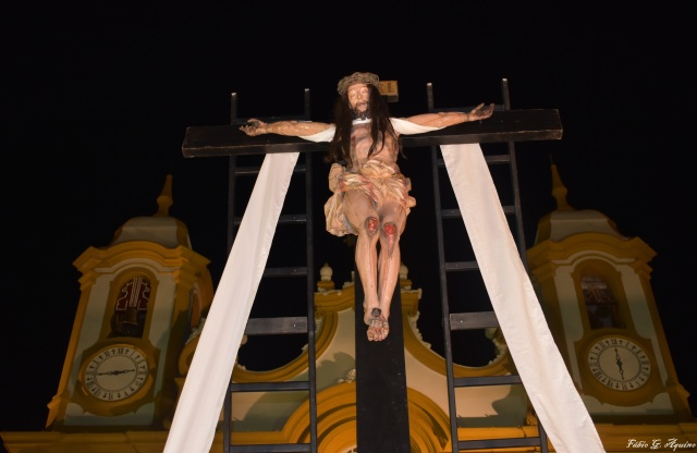 Descendimento da Cruz - Foto Fábio Aquino